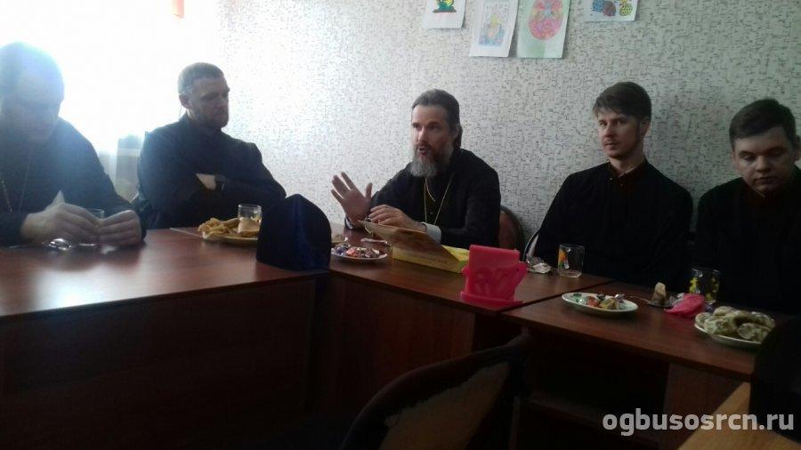 Встреча с Преосвященнейшим Алексием