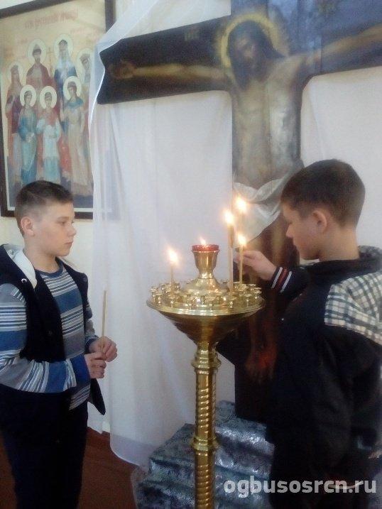 Экскурсия в Свято-Никольский храм г. Нижнеудинска